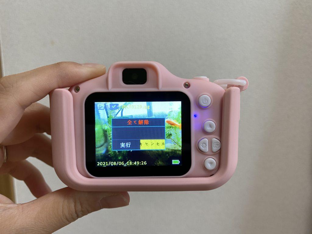 「Amazon限定ブランドピントキッズ ネコトイカメラ」
